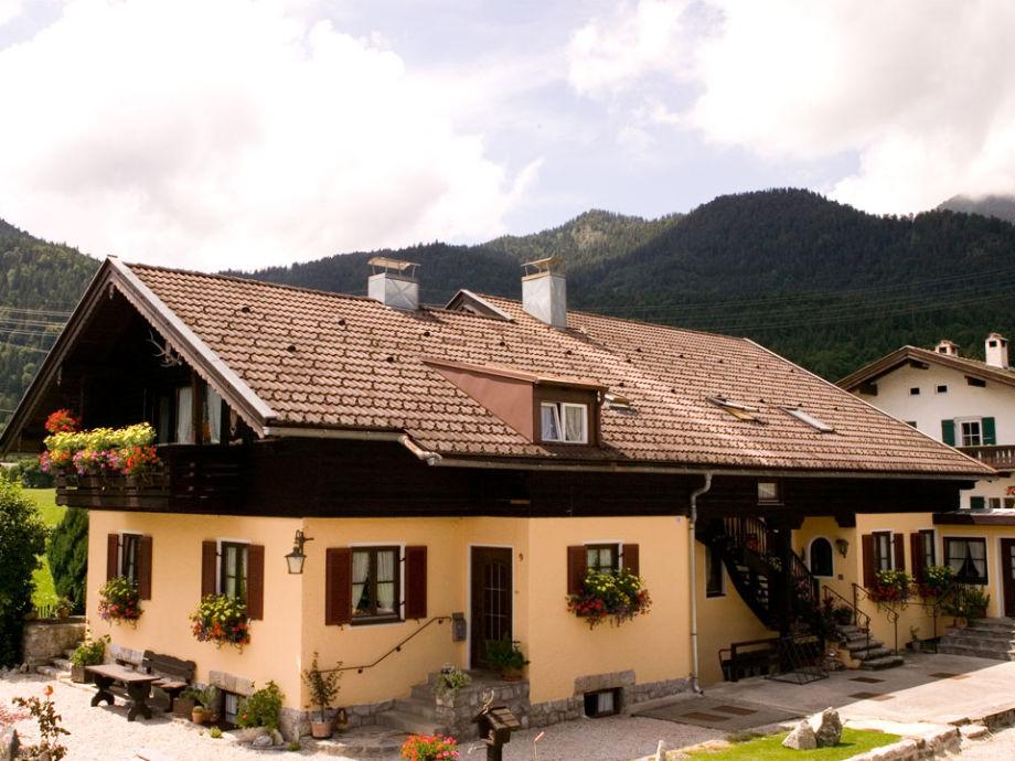 Gepflegtes Haus am Walchensee