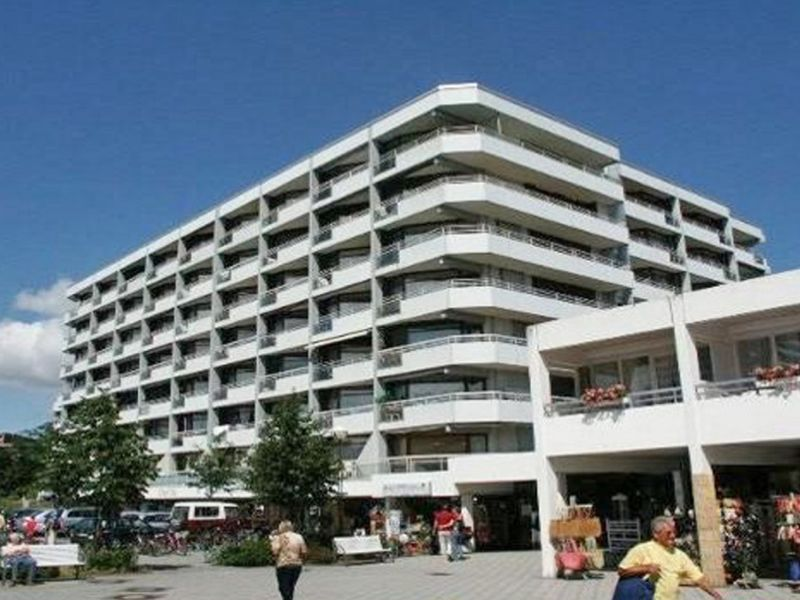 Ferienwohnung Grömitz-Center I App. 540