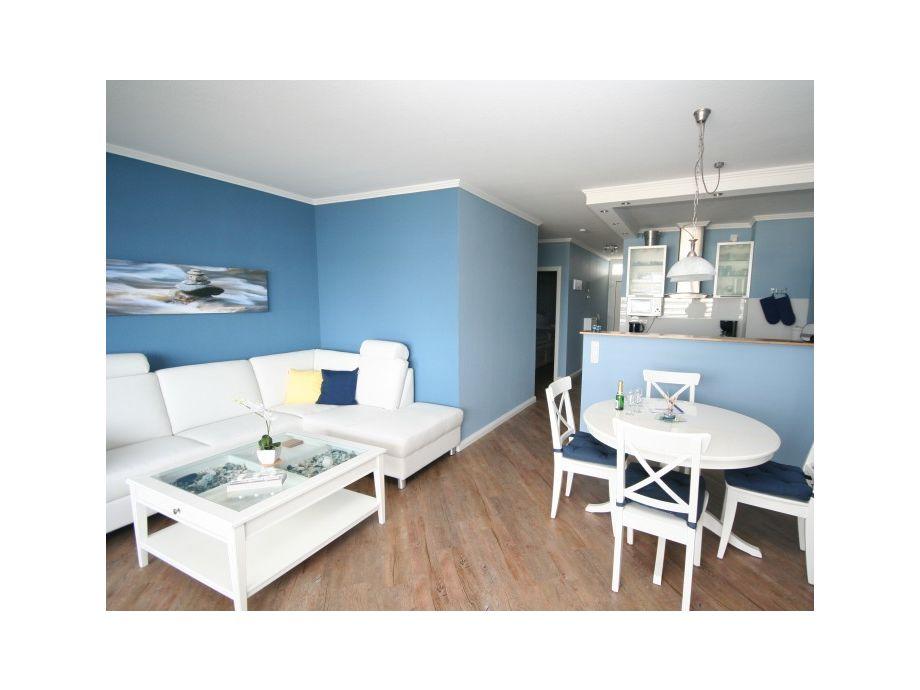 Das dekorative Wohnzimmer