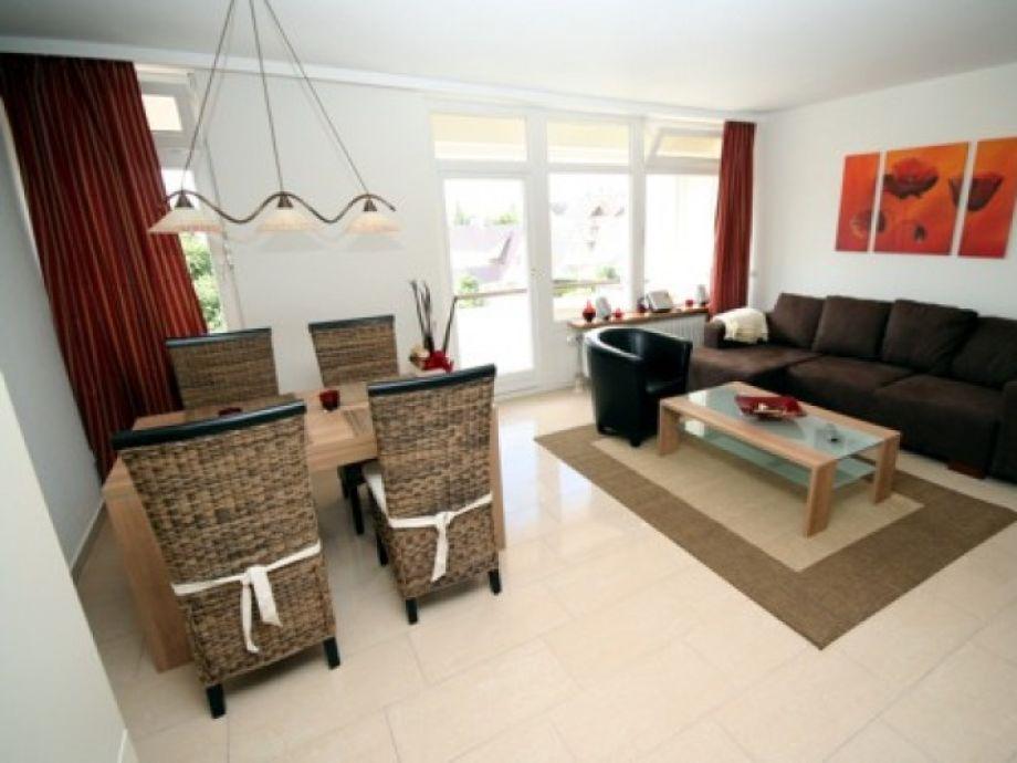 Das geschmackvolle Wohnzimmer