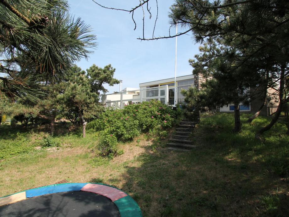 Villa Traumsicht mit Garten