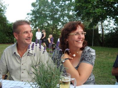 Ihr Gastgeber Carolin & Arno Schäfer
