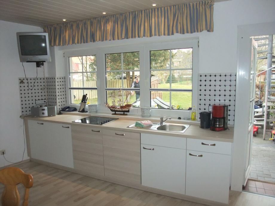 Küchenzeile Spühlmaschine ~ ferienwohnung 2 haus thönnes, nordsee, ostfriesische inseln, norderney firma ferienhäuser