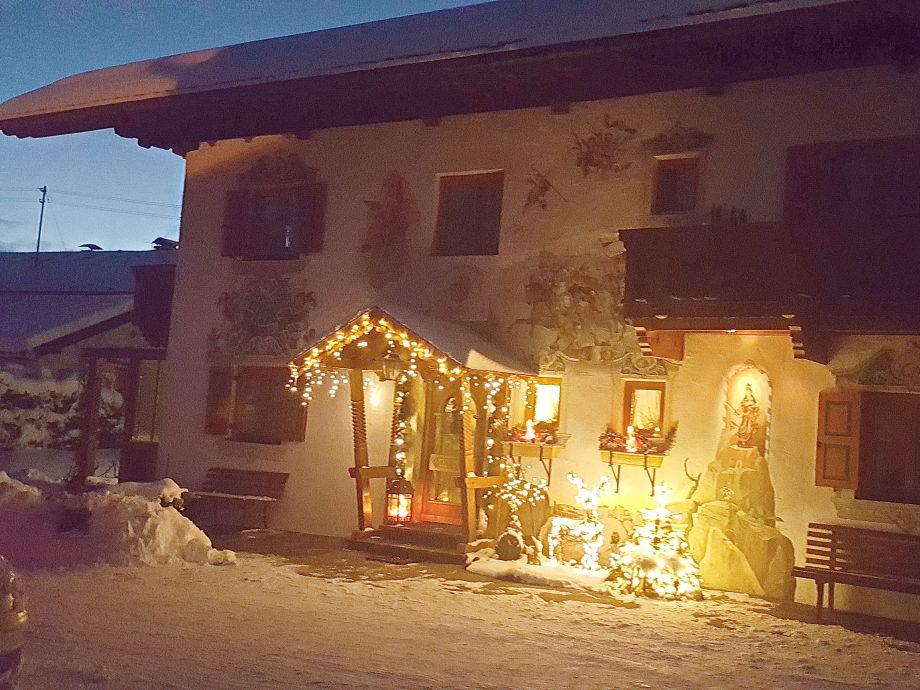 Weihnachtszeit im Feriendomizil St.Ulrich