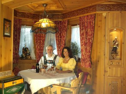 Ihr Gastgeber Susanne Holzer