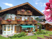 Holiday apartment Zugspitze in the holiday home St.Ulrich