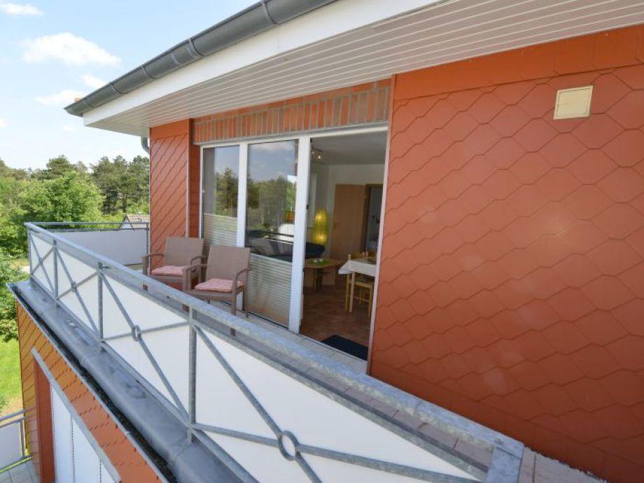 Penthousewohnung mit Seesicht und Dachterrasse