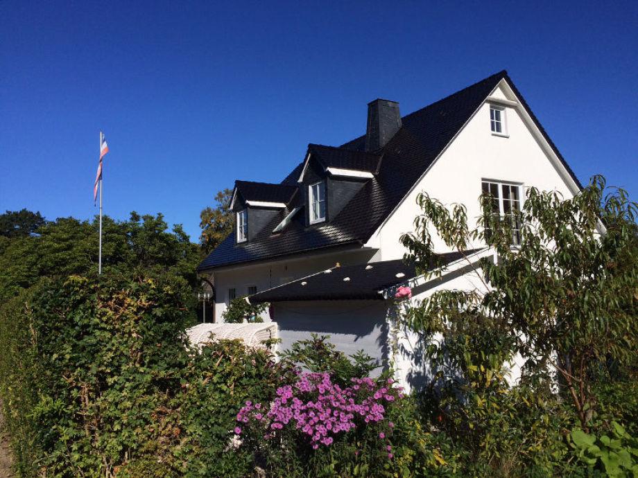 Ferienhaus Julchen - Ansicht Haus Rückseite