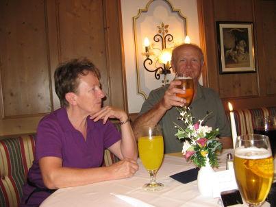 Ihr Gastgeber Alois/Adelheid Bielmeier