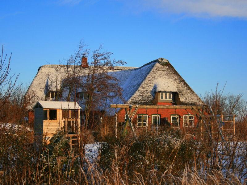 Ferienwohnung 1 auf Westerdeich 4 in Rodenäs