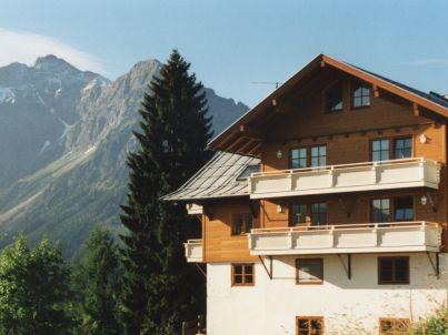 """""""Panorama"""" im Gästehaus am Berg"""