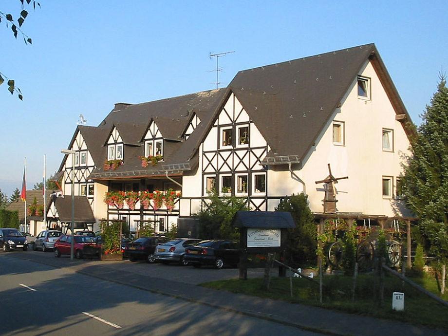 Ferienapartment Landhaus Sauerland-Blick