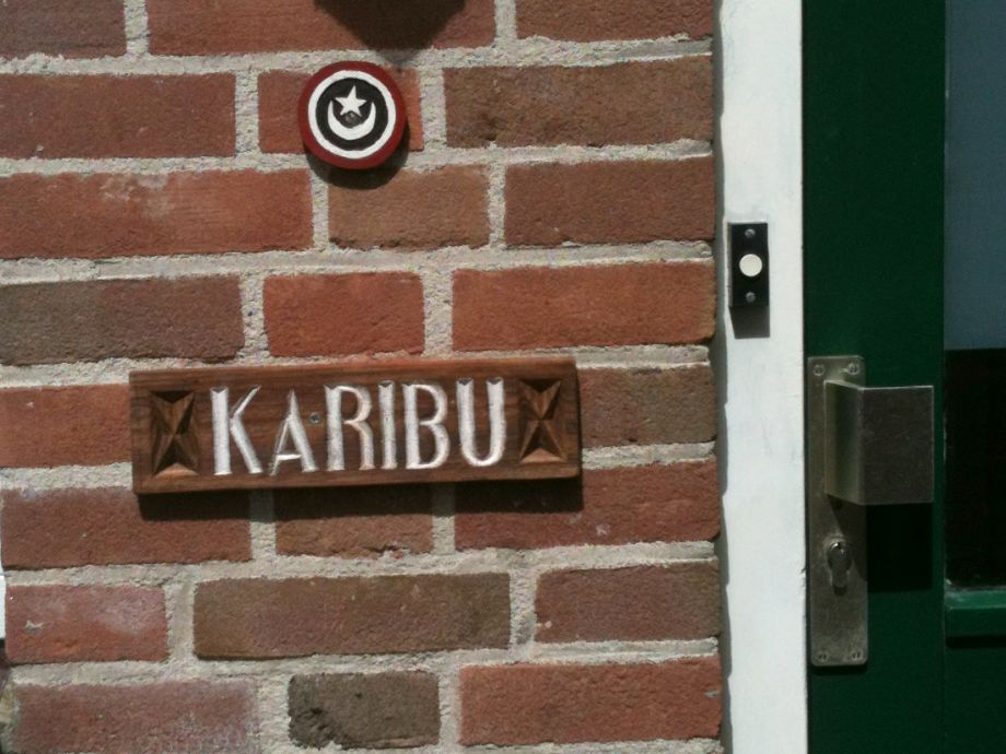 Willkommen! Karibu!