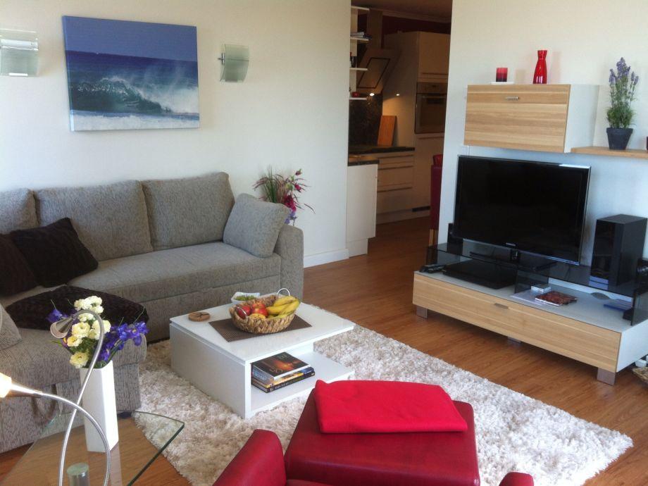 Luxusferienwohnung Asgard in Villa Bernstein am Strand ...