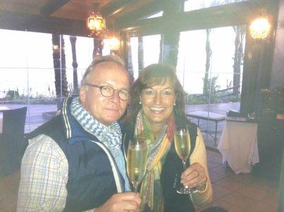 Ihr Gastgeber Petra und Michael Witten