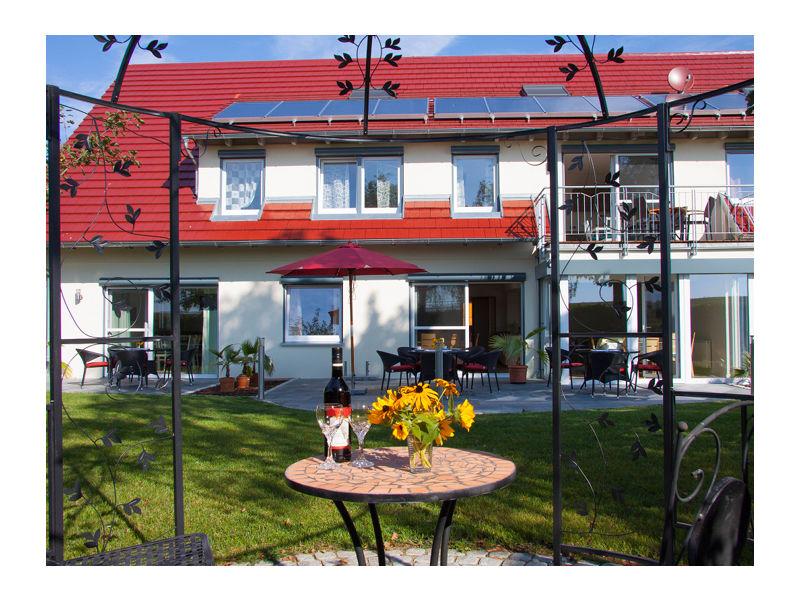 Ferienwohnung Philosophenweg - Landhaus Rothenburg