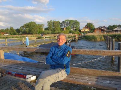 Ihr Gastgeber Dietmar Lang