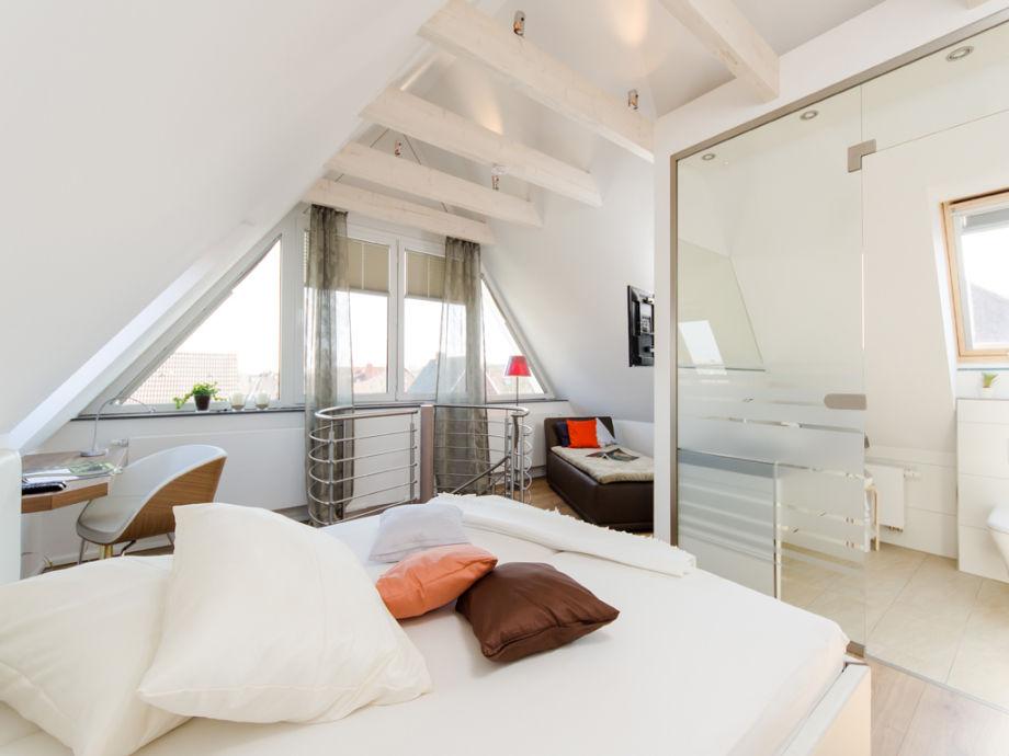 Wellness und Schlafen unter dem Dach