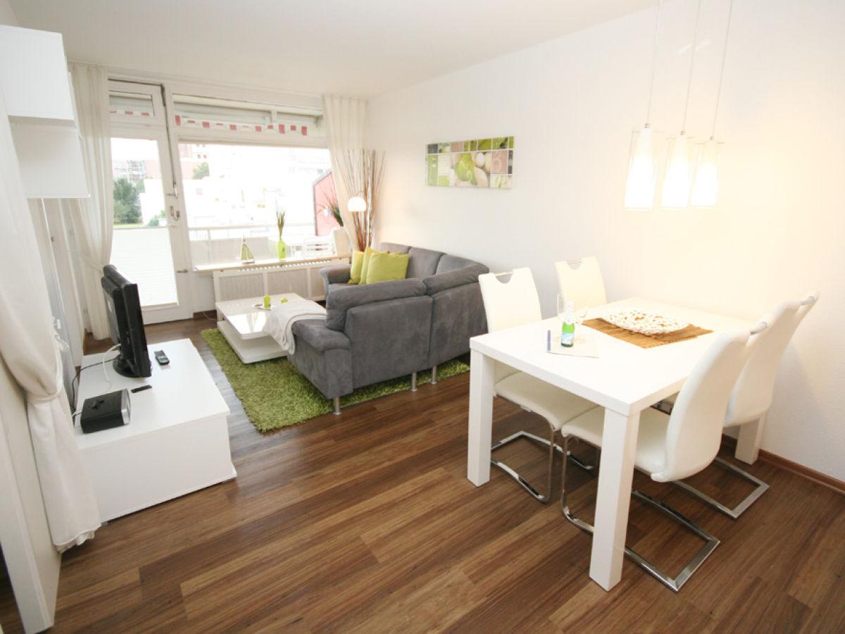 ferienwohnung kaiserhof app. 213, grömitz, lübecker bucht - firma ... - Moderne Eingerichtete Wohnzimmer