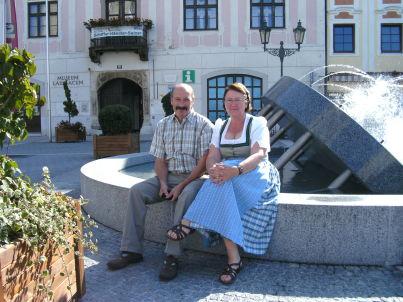Ihr Gastgeber Heidi und Karl Koch
