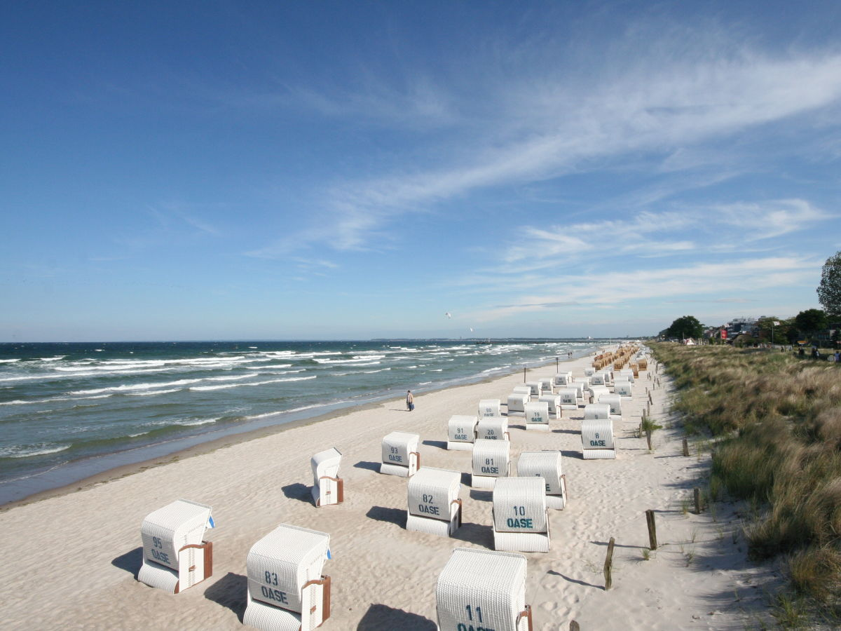 Scharbeutz Strand