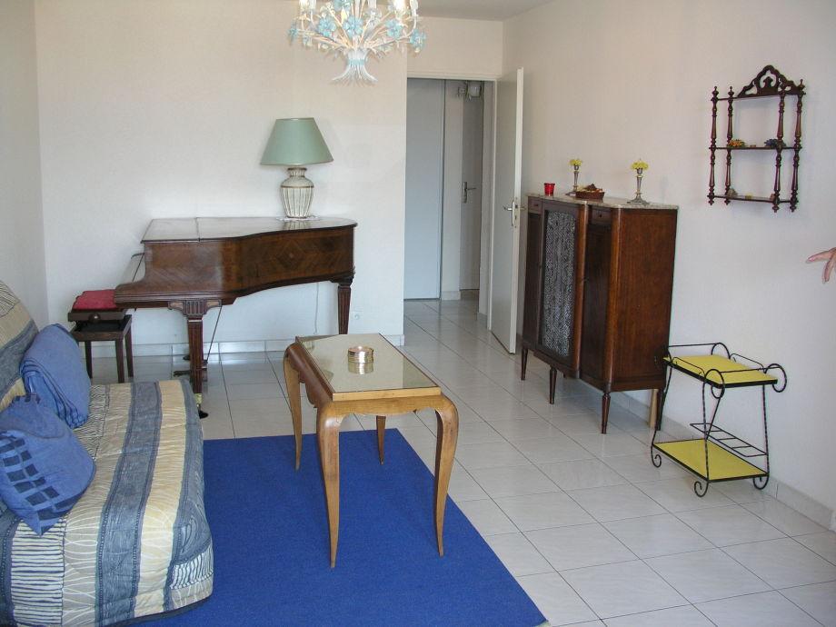 Ausstattung Calvi Corsica