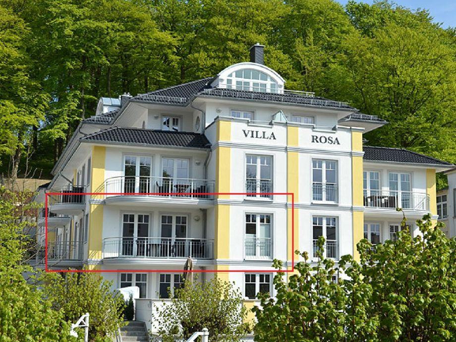 "Villa Rosa, App.5 ""Meeresbrise"""