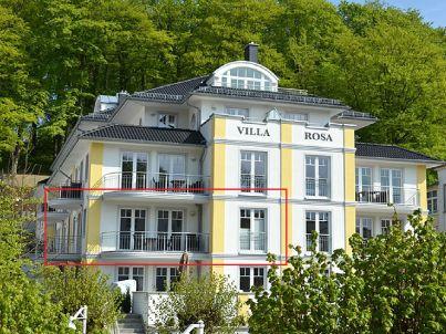 """Villa Rosa 5 ''Meeresbrise"""""""
