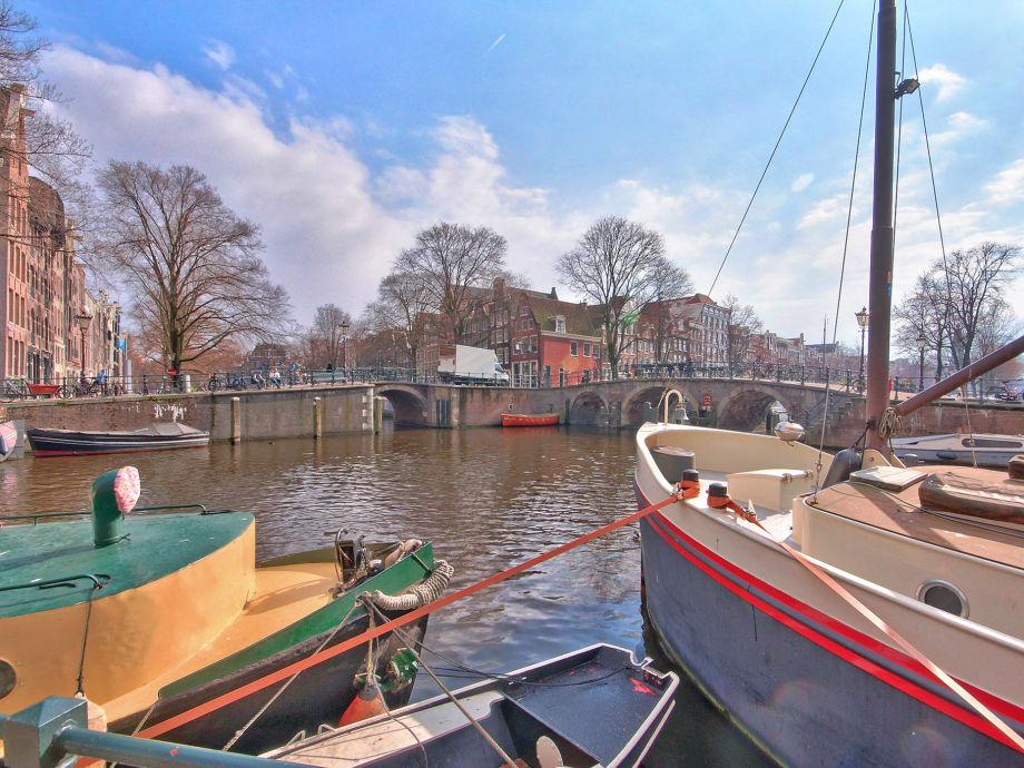Blickwinkel Brouwersgracht - Prinsengracht