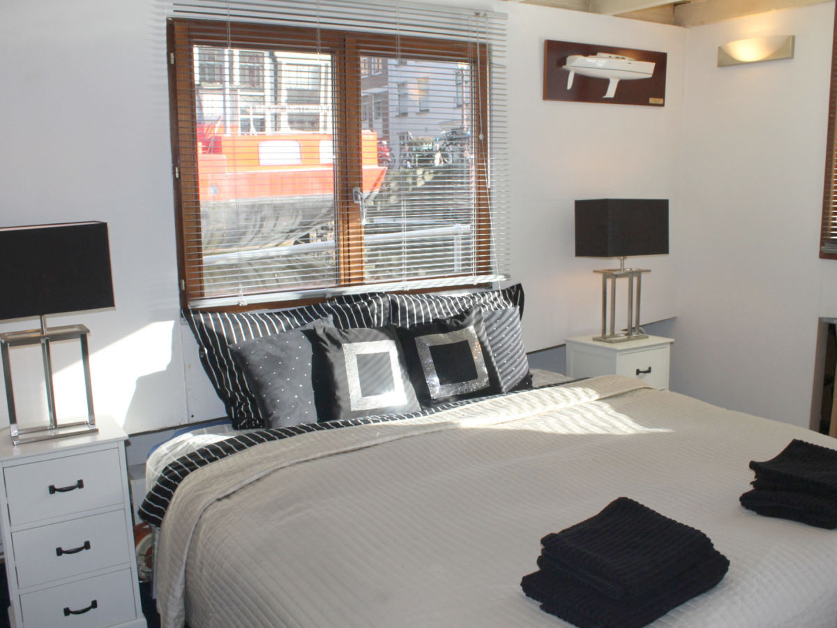 Hausboot Prinz William, Nord-Holland, Amsterdam - Andre