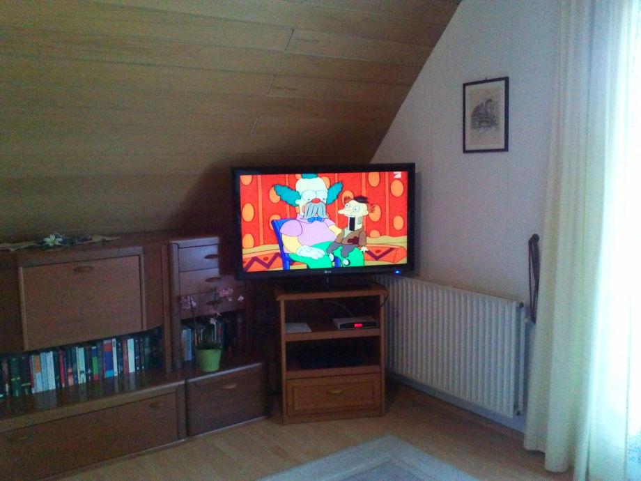 Ferienwohnung Nolte, Lüneburger Heide   Familie Volker Nolte, Wohnzimmer