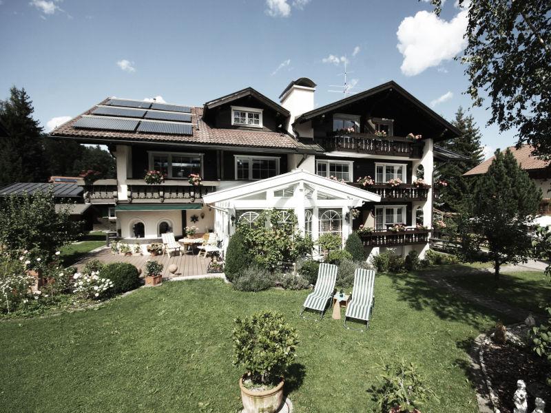Ferienwohnung HAUS Susanne - FEWO 103 | alpGENUSS