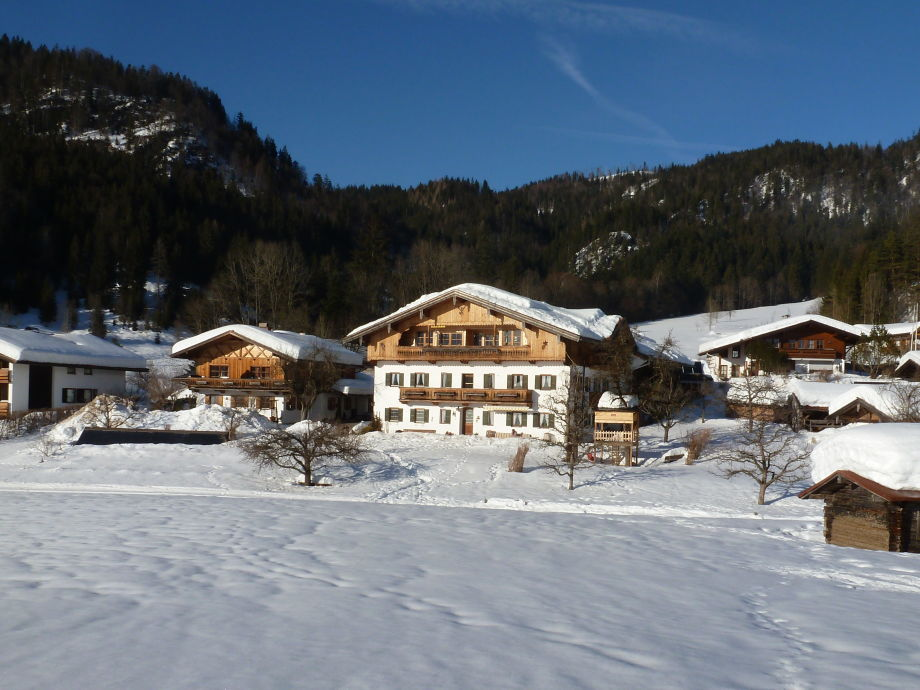 Stoibhof im Winter