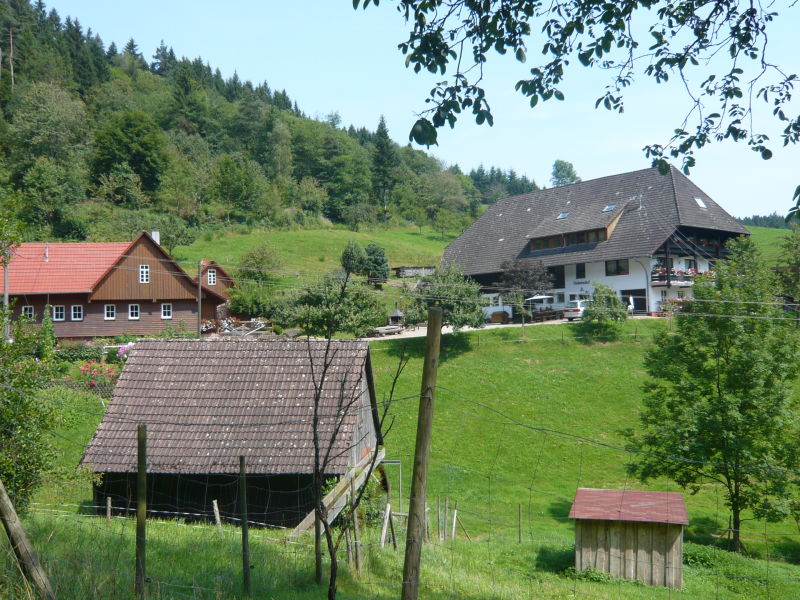 Ferienwohnung Rinkenbachhof