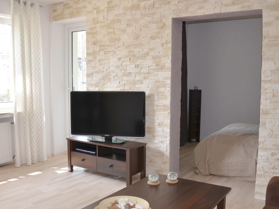 Wohnzimmer / Schlafraum