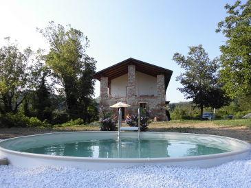 Ferienwohnung Casa al Tanaro - Hausteil 1