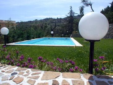 Villa mit Pool IT363 für 8 personen