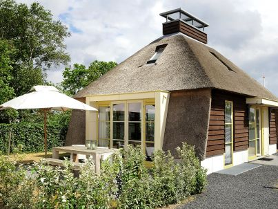 6-Personen Ferienhaus mit Sauna, Schoorl