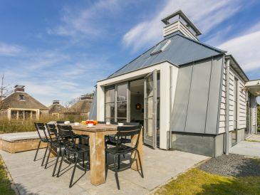 Modernes Ferienhaus mit Sauna, Schoorl