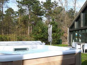 Luxuriöse Villa mit Sauna & Jacuzzi, Texel