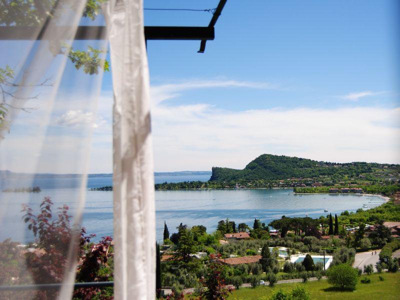 Romantische Ferienwohnung mit Seeblick