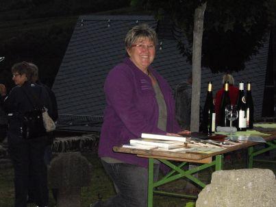 Ihr Gastgeber Rosi Braun