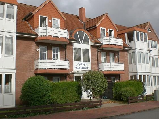 Ferienwohnung Haus Elbstrom Cuxhaven Döse Frau Lisa Brand