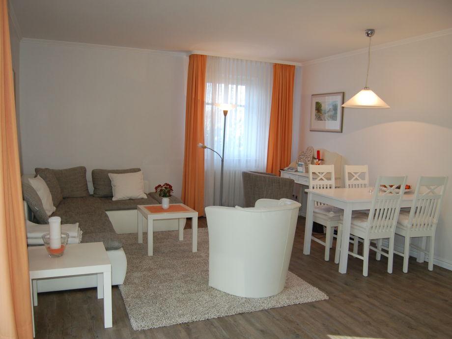 Ferienwohnung Dunenpark Binz 2 Zimmer Komfort OG Mecklenburg