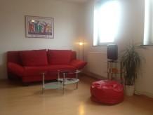 """1-room-apartment No. 3 at """"Haus Sonnenschein"""""""