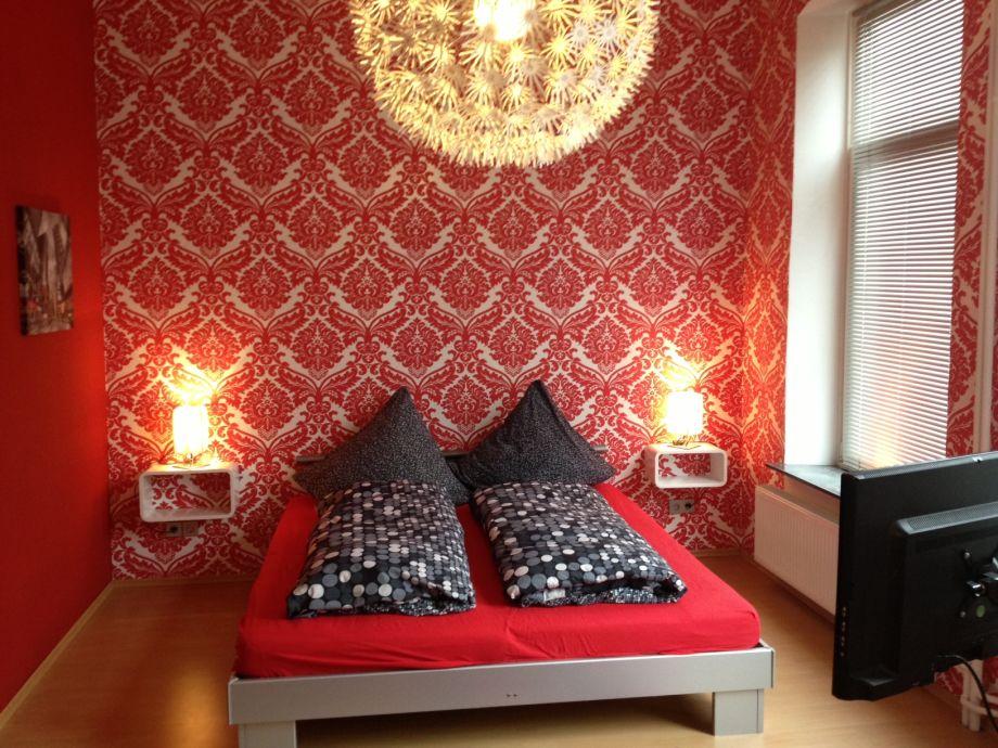 Schlafbereich Apartment 4