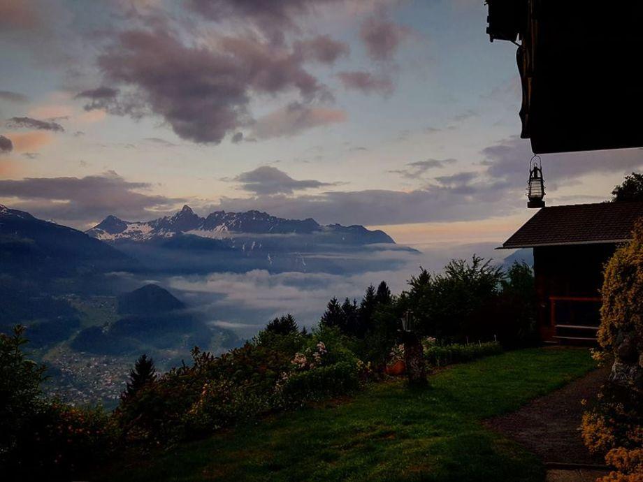 Außenaufnahme Alpine Vacation Home