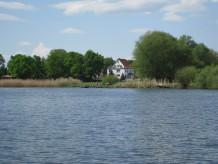 Ferienwohnung Ferienwohnung direkt am See
