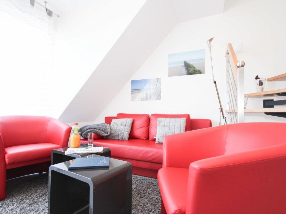 Bequeme Sofa und Sessel