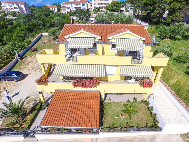 Ferienwohnung Villa Antonio mit schönem Meerblick